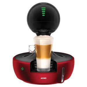 Cafeteira Arno Dolce Gusto Drop Vermelha - R$ 387