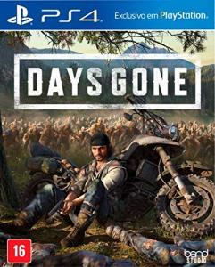 [Pré-venda] Game Days Gone - PS4 - R$169