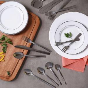 Faqueiro Inox 91 peças La Cuisine by Tramontina - R$119