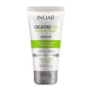 Leave-in Inoar Cicatrifios Plástica Capilar Instantânea - 50ml | R$8