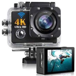 Camera Action Sport Cam 4k Touch screen com wifi 1080p - Importado - Sportcam - R$127