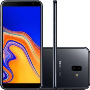 [App Americanas] Smartphone Samsung Galaxy J6+ Tim - Preto - R$699