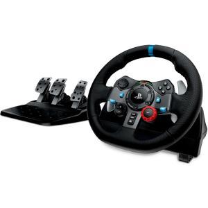 Volante Logitech G29 Driving Force PS3/PS4/PC - 941-000111 - R$1100