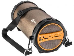 Caixa de Som Bluetooth Portátil Lenoxx BT 530 30W - USB com Subwoofer MP3 com Entrada SD - R$160