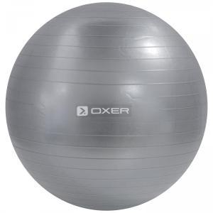 Bola de Pilates Suiça Oxer Gym Ball com Bomba de Ar - 65cm - R$25