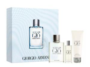 Conjunto Acqua di Giò Giorgio Armani Masculino