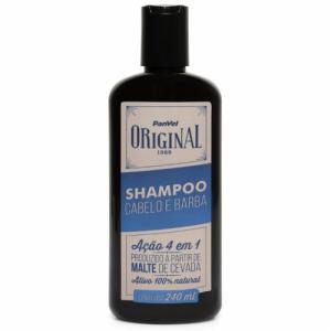 Shampoo Cabelo E Barba 4 Em 1 Panvel Original | R$11