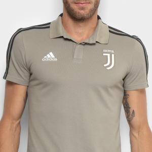 Camisa Polo Juventus Adidas Masculina - R$89