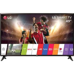 "[Cartão Shoptime] Smart TV LED 49"" LG 49LJ5500 Full HD Conversor Digital Wi-Fi integrado 1 USB 2 HDMI webOS 3.5 por R$ 1665"