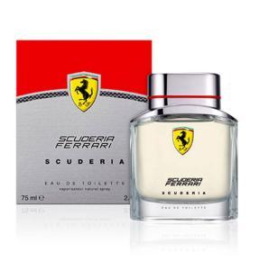 Perfume masculino Scuderia Ferrari 75ml