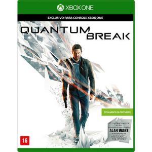 [PRIMEIRA COMPRA] Game Quantum Break - Xbox One por R$ 28