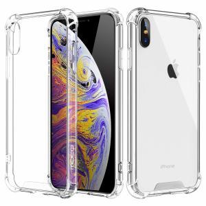 Capa Anti Shock para Iphone, Cell Case, Polegadas, Capa Anti-Impacto, Transparente R$12