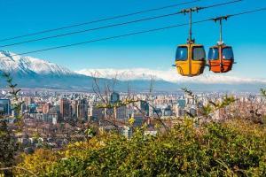 Voos para Santiago, saindo de Porto Alegre. Ida e volta, com taxas incluídas, a partir de R$640