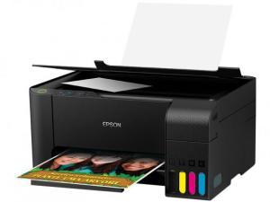 Impressora Multifuncional Epson EcoTank L3110 - Tanque de Tinta Colorida USB por R$ 607