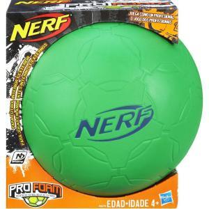 Brinquedo Bola de Futebol Nerf Sports Brasil - Hasbro