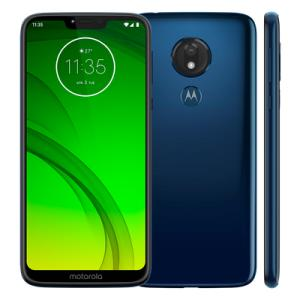 Sensacional : Smartphone Motorola XT1955-1 Moto G7 Power 32GB Azul Navy por R$ 1069