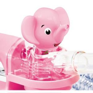 [BUG] Nebulizador/inalador Soniclear Ultra - Rosa   R$7