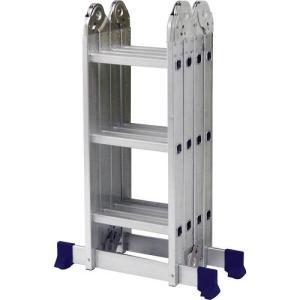 [BUG] Escada Multifuncional Mor 5131 4x3 12 Degraus - Alumínio | R$14