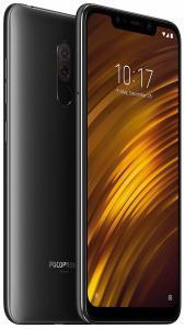 Celular Xiaomi Pocophone F1 Global 6gb/64gb Black  por R$ 1699