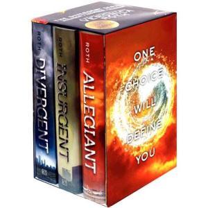 Box Trilogia Divergente - Em Inglês