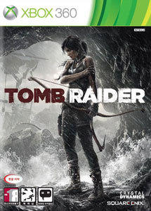 Tomb Raider - Xbox 360 R$10