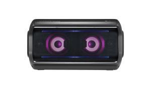 Caixa de Som Bluetooth Xboom Go PK7 Preta LG Resistente à água