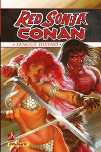 HQ | Red Sonja Conan. Sangue Divino - R$27