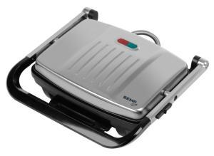 Grill Semp Toshiba Prime Tasty Aço Inox 1500W GR8015PT 220V - R$155