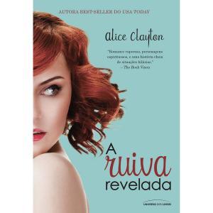 Livro   A Ruiva Revelada - R$10