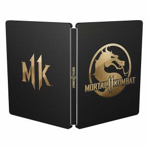 Mortal Kombat Premium Editions - Ed. Steelbook - PS4 Mídia fisica