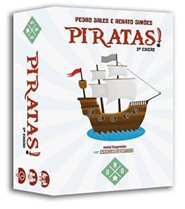 Jogo Piratas - Geeks N Orcs | R$53