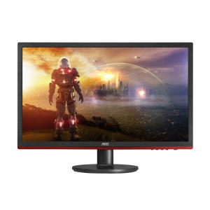 "Monitor Gamer AOC 24"" LED Full HD 75 Hz 1ms Widescreen Sniper G2460VQ6 - R$701"