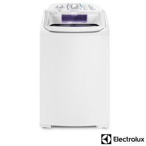 Lavadora de Roupas Electrolux 16kg Branca com 12 Programas de Lavagem e Ciclo Silencioso - LPR16 - R$1599