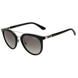 Óculos de Sol Vogue VO 5164 S - W44/11 Preto Degradê - R$188