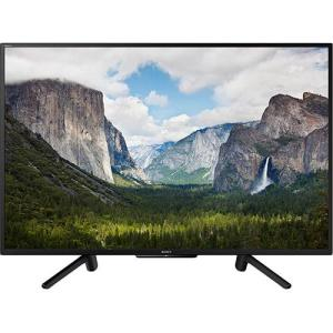"Smart TV LED 43"" Sony KDL-43W665F Full HD com Conversor Digital 2 HDMI 2 USB 60Hz - Preta | R$1.412 (R$1.342 com AME)"
