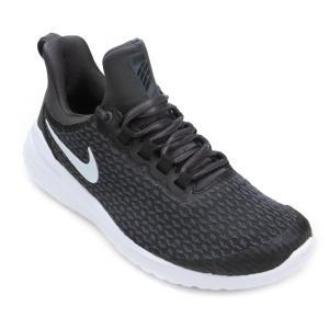 Tênis Nike Renew Rival Feminino - Preto e Branco | R$220