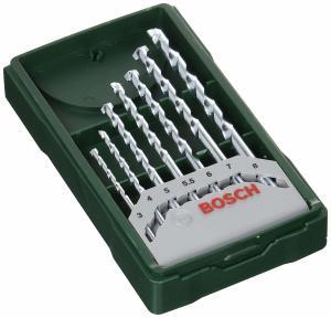 Bosch 2607019581-000, Jogo X-Line Brocas para Concreto, Verde, 7 Peças R$19