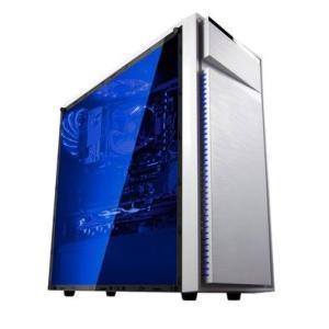 Gabinete Gamer Bluecase Branco sem fonte USB 3.0 BG-015 R$139
