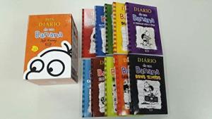 (Loja Física - São Paulo/SP) Box Diário de um Banana - 10 Volumes