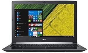 "Notebook Acer Aspire 5, A515-51G-72DB, Intel Core i7 7500U, 8GB RAM, HD 1TB 128, 128, NVIDIA GeForce 940MX 2GB, tela 15.6"", Windows 10"