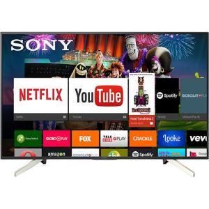 "[AME] Smart TV Android LED 55"" Sony KD-55X755F Ultra HD 4K 4 HDMI 3 USB 60Hz - R$ 2879 (receba R$ 144 de volta)"