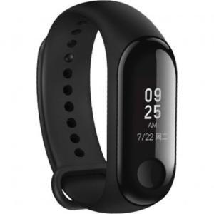 Smartband Monitor Cardíaco Xiaomi Mi Band 3 Preto | R$139