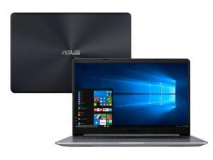 "Notebook Asus Vivobook 15 X510UA-BR667T - Intel Core i5 8GB 1TB LED 15,6"" Windows 10 - R$2371"