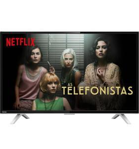 """[APP] - Smart TV LED 32"""" Toshiba 32L2800 HD - FRETE GRÁTIS PRA RETIRADA NA LOJA [ R$759,00  AME ou CARTÃO AMERICANAS]"""