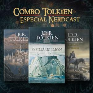 Combo Tolkien Especial Nerdcast por R$ 175
