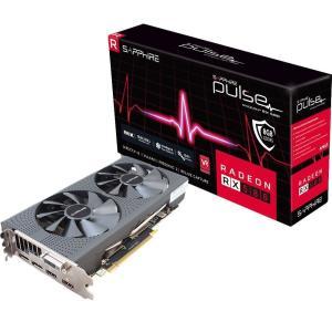 Placa de Video SAPPHIRE RADEON RX 580 8GB Pulse DDR5 256 Bits - 11265-05-20g - R$997