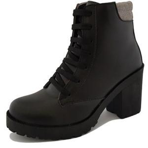 Bota Navit Shoes Tratorada Fosco - Preto | R$90