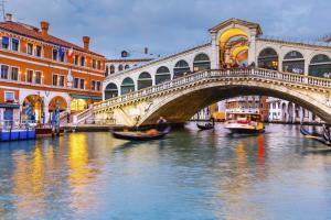 Voos para Veneza, saindo do Rio de Janeiro. Ida e volta, com taxas incluídas, a partir de R$1.889