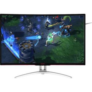 [AME] Monitor Gamer AOC Agon 31,5´ Tela Curva 4ms 144Hz Full HD AG322FCX - R$ 1500 (receba R$ 75 de volta)