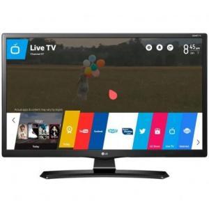 """Smart TV Monitor LG 28"""" LED HD Conversor Integrado 28MT49S-PS por R$ 650"""
